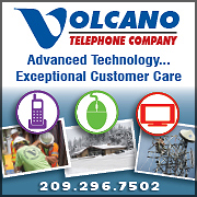 Volcano Communications Information